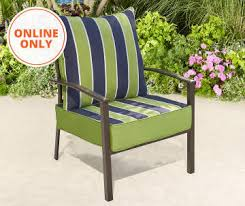 outdoor pillows u0026 cushions plush backyard décor big lots