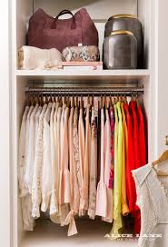 Pink Peonies Bedroom - pink peonies closet restyled alice lane