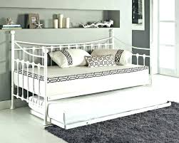 White Metal Daybed With Trundle Metal Daybed With Storage Small Single Daybed Small Daybeds With