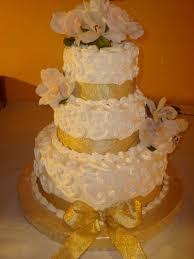 fleur de lis wedding cake weddingspies gold wedding cakes golf wedding cake toppers