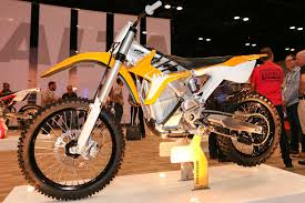 electric motocross bikes electric bikes american international motorcycle expo aime