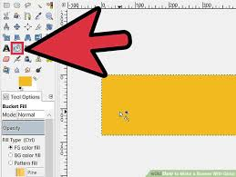 banner design jpg how to make a banner with gimp 7 steps with pictures wikihow