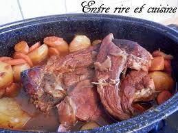 comment cuisiner rouelle de porc rouelle de porc braisée aux oignons caramélisés entre rire et