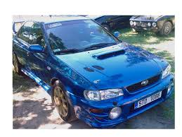 subaru 22b wallpaper view of subaru impreza 2 0 gt photos video features and tuning