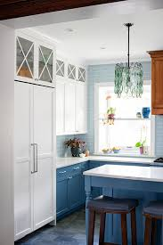 blue base kitchen cabinets historical kitchen renovation for a modern child liz