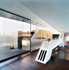 futuristic kitchen design 50 modern kitchen designs that use unconventional geometr
