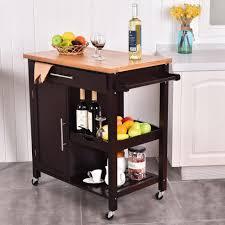 Island Kitchen Cart | wooden rolling kitchen island kitchen island furniture kitchen cart