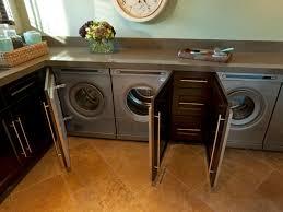 kitchen ideas under counter washer dryer in kitchen laundry wall