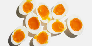 egg boiled jammy soft boiled eggs recipe epicurious