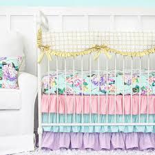 decor lilac nursery decor