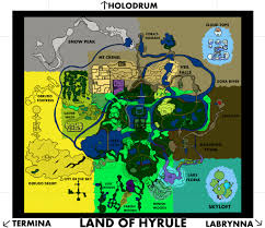 legend of zelda map with cheats legend of zelda land of hyrule full map by w teck on deviantart
