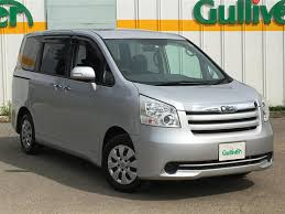 2010 minivan 2010 toyota noah x smart edition used car for sale at gulliver