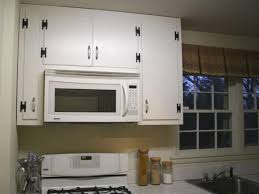 Kitchen Oven Cabinets by Install Above Range Convection Oven And Cabinet Hgtv