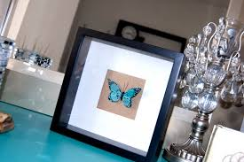 makeup by alli diy butterfly decor for your bedroom or vanity