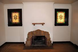 Fireplace Mantels With Bookcases Craftsman Style Mantel U0026 Bookcases Thisiscarpentry