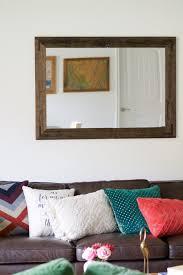 Reclaimed Wood Bathroom Mirror Reclaimed Wood Bathroom Mirror Rustic Wall Mirror Large Wall