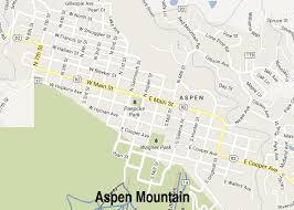 aspen map aspen snowmass maps driving directions