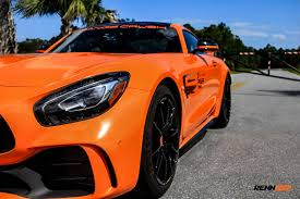 mercedes amg orange renntech s mercedes amg gt r is unleashed with 761hp