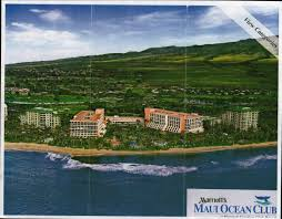 Maui Hawaii Map Maui Advantage Vacation Timeshare Resales