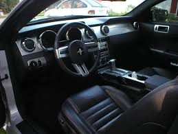 05 mustang interior 2005 procharged mustang gt will accept partial trades