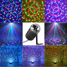 mini projector dj disco ktv light stage r g laser lighting