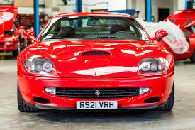 ferrari dealership showroom which is the best modern classic ferrari lux magazine