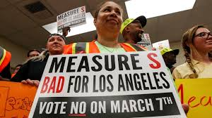 measure s isn u0027t a solution to l a u0027s housing woes it u0027s a childish
