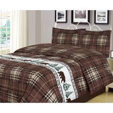 Plaid Bedding Set Dockers Sterling Plaid Comforter Set King