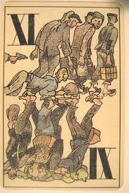 72 best artists boris dachau concentration c tarot cards
