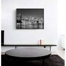 Home Decor New York by Aliexpress Com Buy Modern New York City Brooklyn Bridge Black
