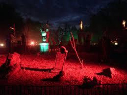 halloween haunt 2011 reviewed theme park canuck