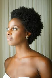 black hair styles to wear when your hair is growing out styling your twa or short hair for your wedding day naturalhairbride