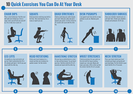 exercises to do at your desk exercises you can do at your desk thehletts com