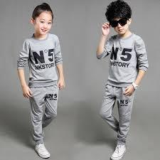 aliexpress buy 3 12 year autumn children s clothes sets