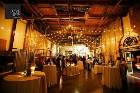 unique wedding reception locations corradetti wedding reception venue glassblowing studio baltimore