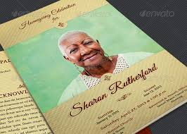 funeral program printing services home going funeral program template is for commemorative or home