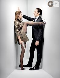keri russell naked keri russell straddles matthew rhys in sexy gq spread picture