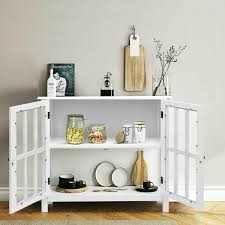 buffet sideboard cabinet storage kitchen hallway table industrial rustic fch storage sideboard buffet wooden cabinet console table server home kitchen