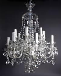 Chandelier Crystal Parts Chandelier Amusing Brass And Crystal Chandelier Antique Brass