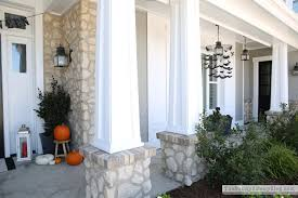 halloween chandeliers happy halloween porch the sunny side up blog