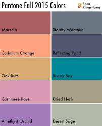 Pantone Color Scheme Best 25 Pantone Fall 2015 Ideas Only On Pinterest Fall Colors