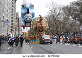 macys thanksgiving day parade stock images royalty free images