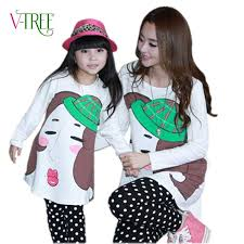 2016 mother kids clothes mother and daughter clothing family