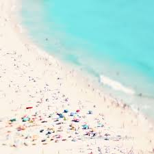 beach photography large aerial beach photo beach people