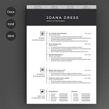 the best cv resume templates 50 exles design shack indd
