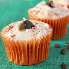 pumpkin cupcakes baking mad