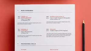 Resume Template For Pages 15 Free Resume Templates Creative Bloq