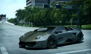 Lamborghini Murcielago Green - lamborghini murcielago sv tuning 15 by cipriany on deviantart