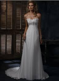 slim line strapless gown chiffon ruched strapless neckline