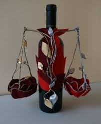 wine wine bottle cover by winemonk on etsy make these crafts